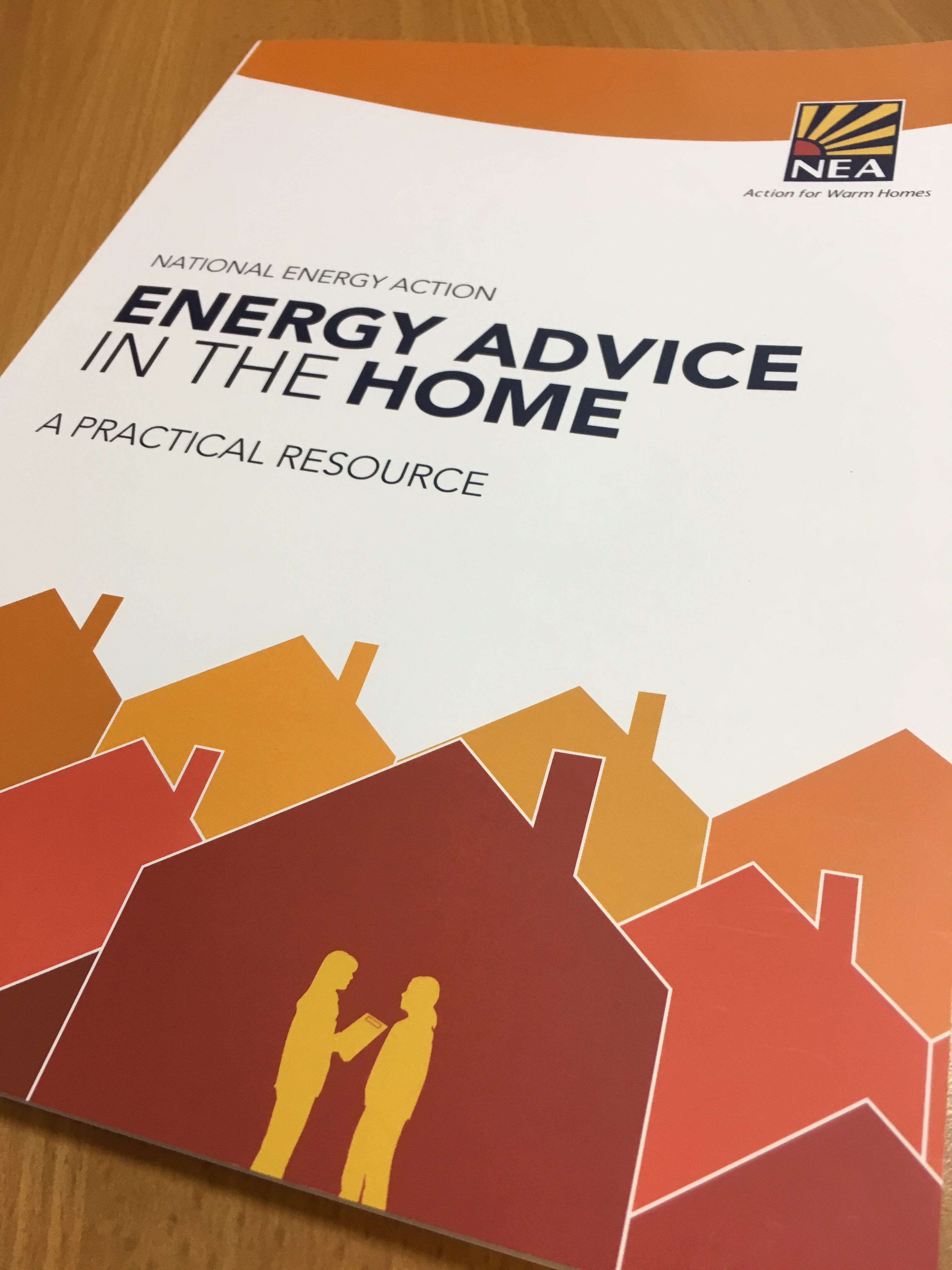 Energy Advice in the Home booklet
