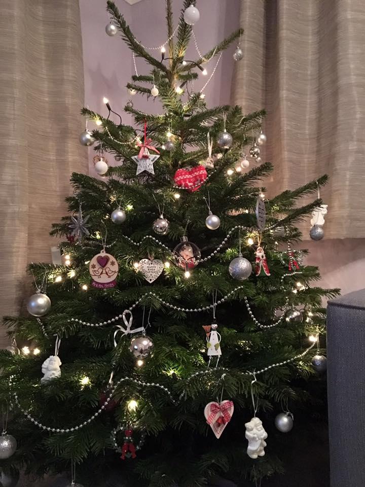 Christmas tree 2016.