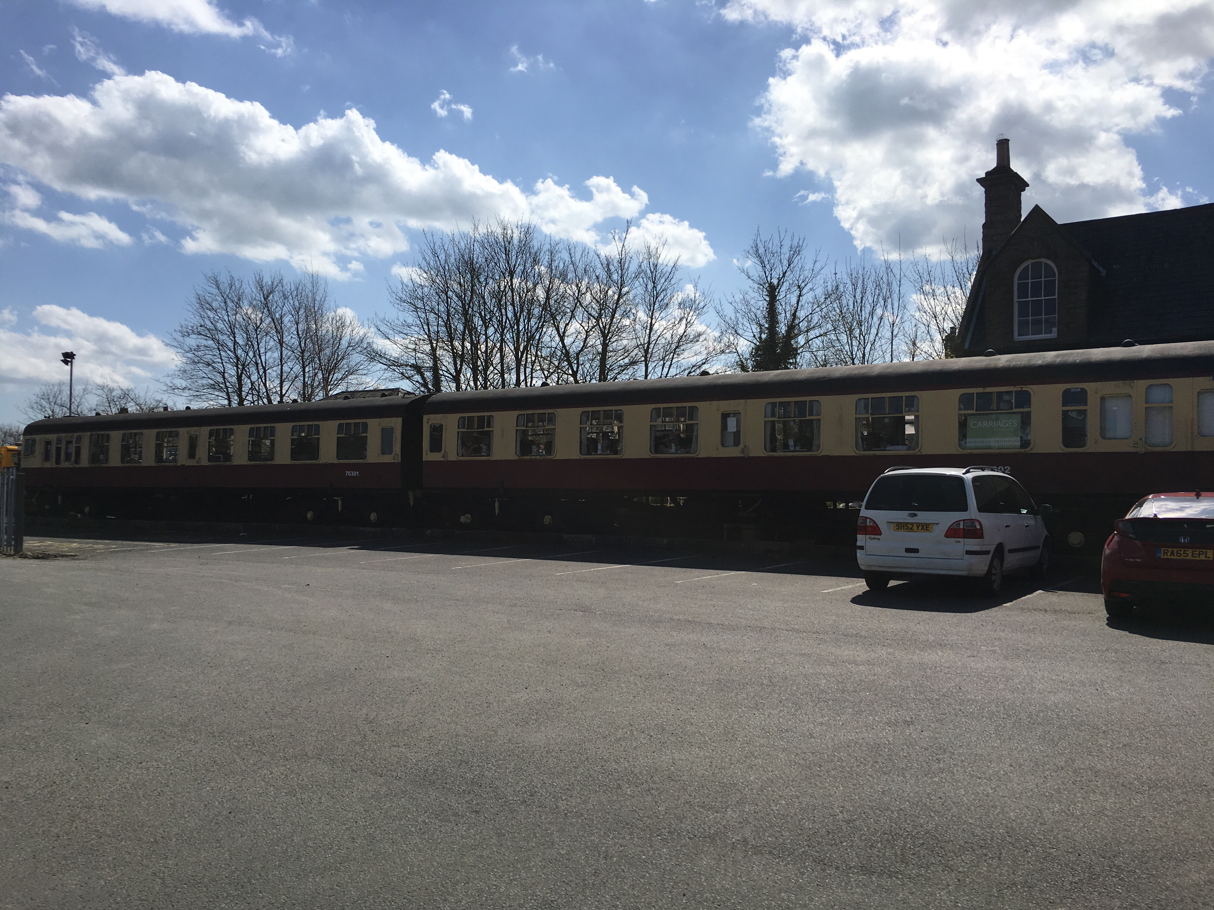The Carriages Tea Room