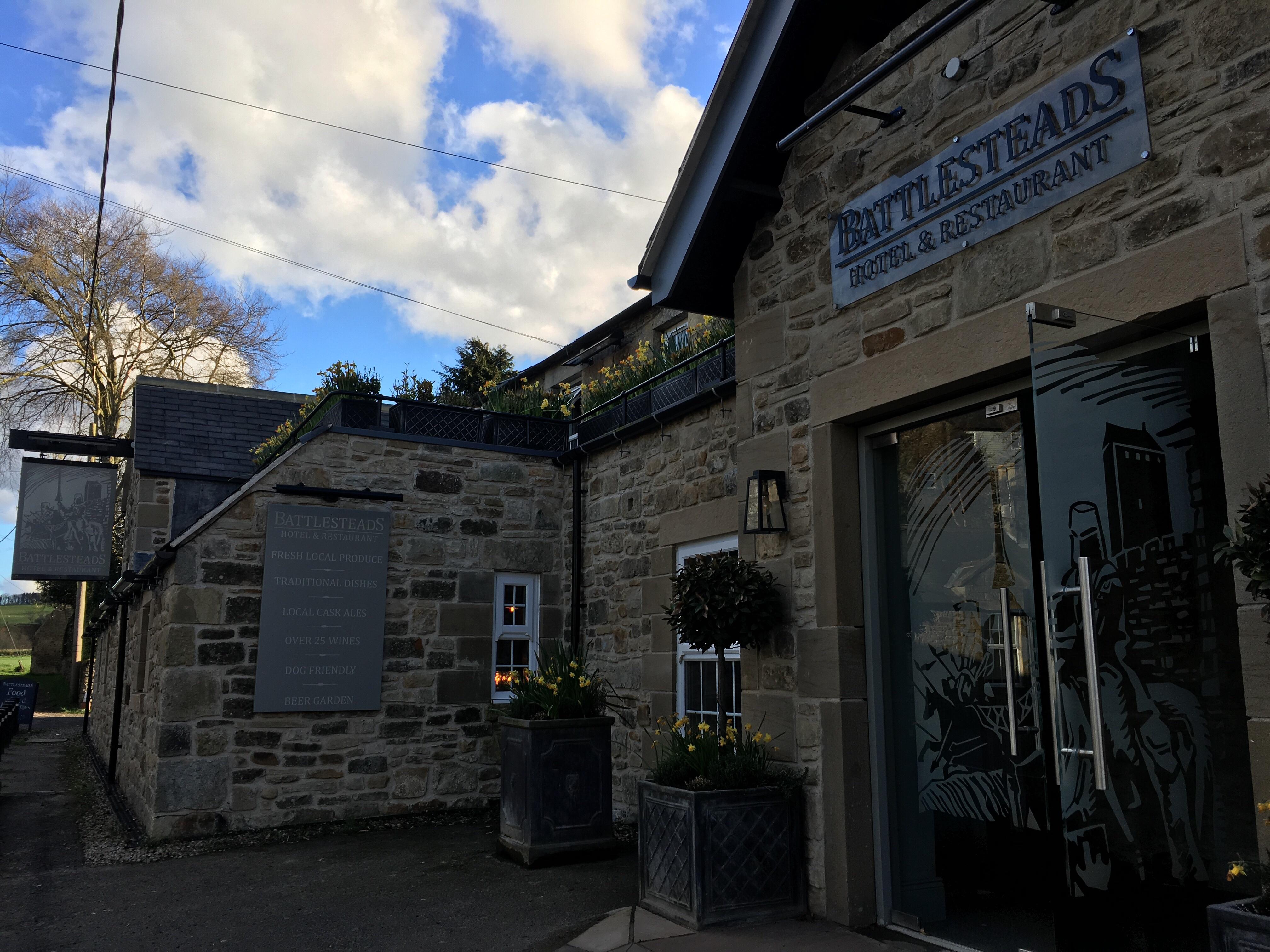 Battlesteads Hotel and Restaurant