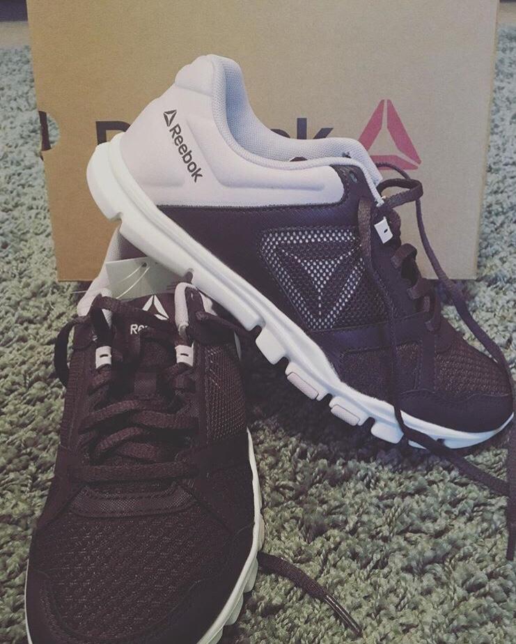 My new running trainers