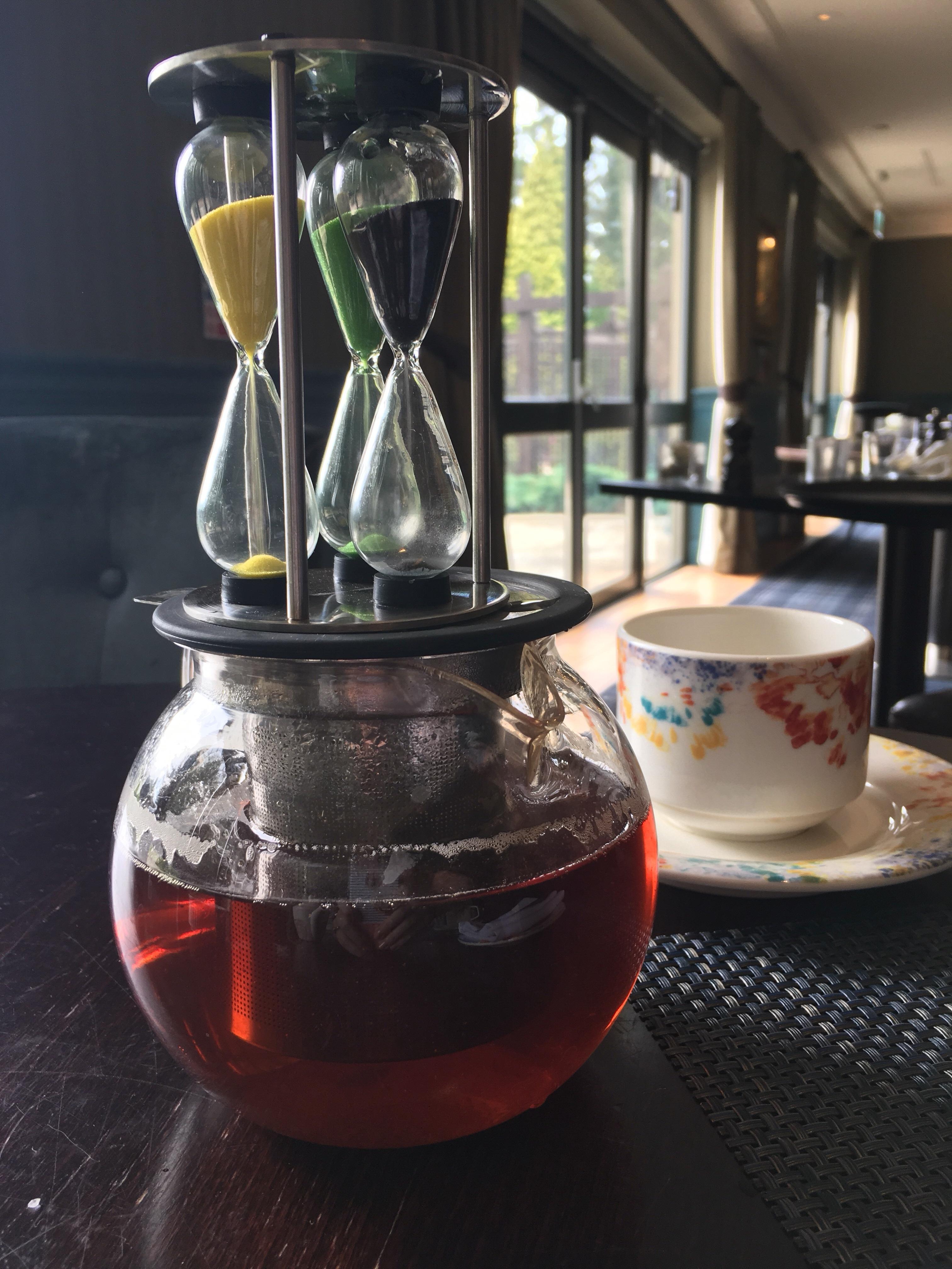 Steve's tea