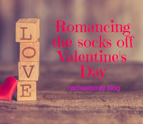 Romancing the socks off Valentine's Day