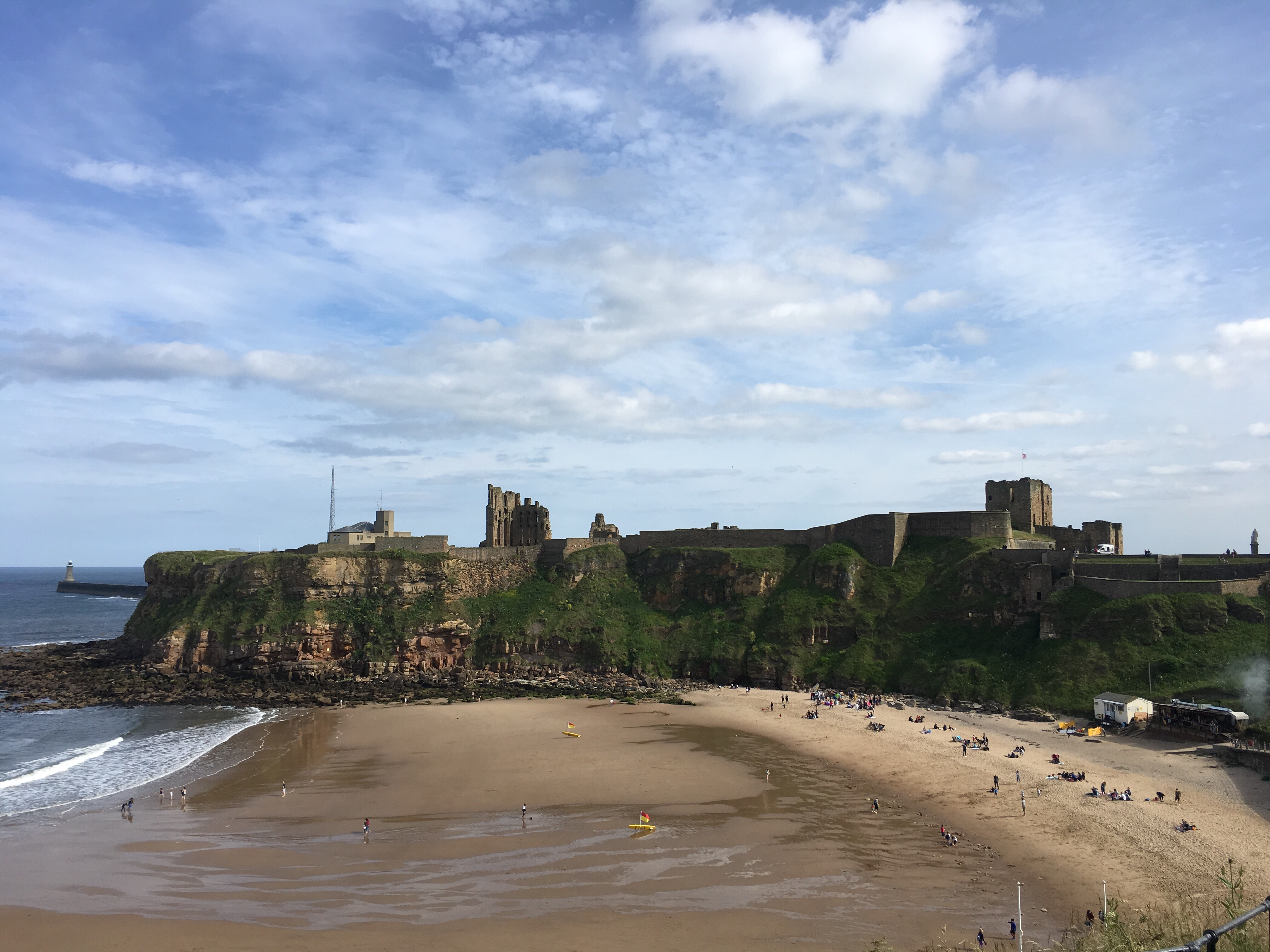 King Edward's Bay, Tynemouth